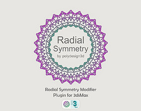 3D model Radial Symmetry by PolyDesign