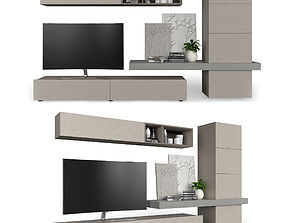 Living room furniture SANTALUCIA MOBILI 3D model