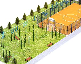 Sport Ground 3D