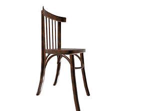 3D print model French stool cofe