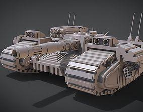 3D printable model Redeemer Tank