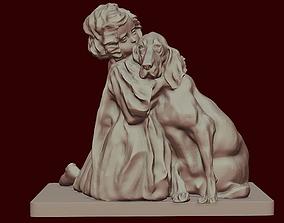 3D printable model Friends