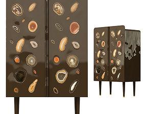Patrick Naggar Gem Cabinet 3D wardrobe