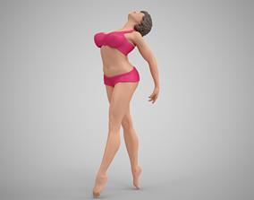 3D print model Dance Rehearsal