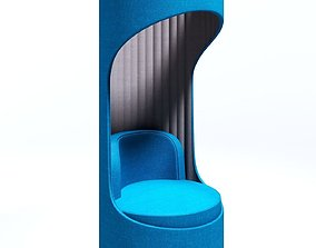 3D Boss Cega Chair