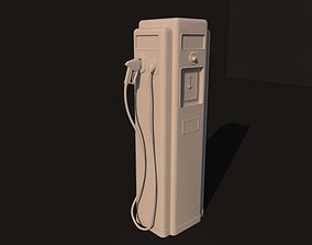 Old fuel tank 3D printable model