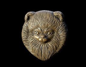 3D printable model Pomeranian head