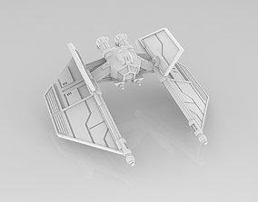 3D printable model Supreme Fighter - Legion Scale