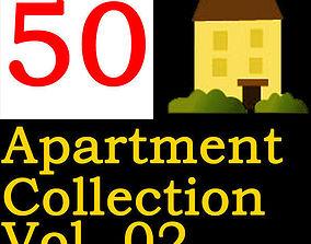 3D Apartment Collection Vol 02