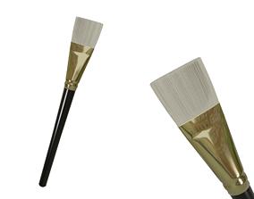 3D model Flat Paintbrush
