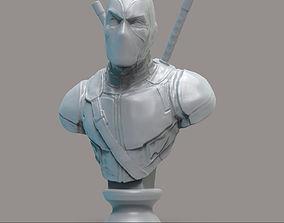 3D printable model Deadpool