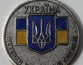 Medal Veteran of military service 3D printable model