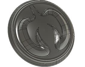 Soul Calibur - Sohpitia Shield 3D print model