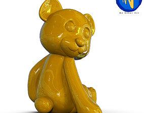 bear Teddy 3d print