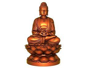 Buddha buddhism 3D print model