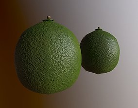 3D model Lime 2 LODs