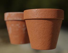 3D asset Terracotta Pot