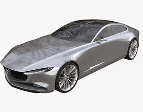 Mazda Vision Coupe Concept 3D
