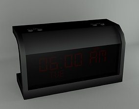 3D model Digital Clock