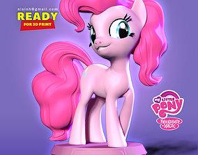 3D printable model Pinkie Pie - Little Pony