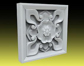 3D printable model Rozette 033