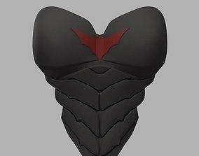 Batwoman Chest Armor 3D printable model