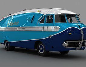 3D Pegaso Bacalao Race Transporter