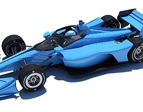 Indycar 2020 - Road version 3D model