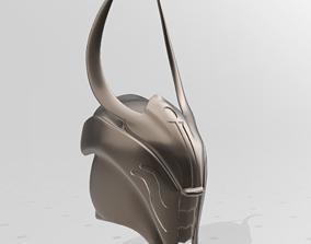 Destiny warlock healm Winterhart Cover 3D printable model