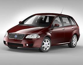 Fiat Croma 2005 - 2007 3D model