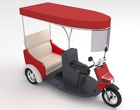 Mototaxi 3D