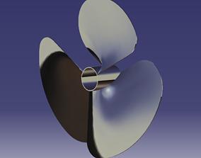 Propeller propellr 3D model