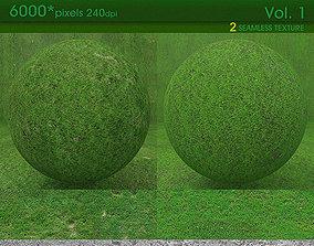 High Resolution Grass Textures 3D model