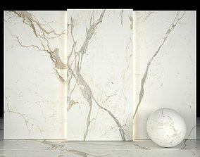 3D asset Shine Calacatta Marble