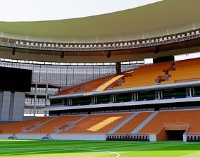 Central Stadium Yekaterinburg - Russia 3D