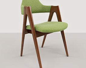 3D Compass chair by KAI KRISTIANSEN