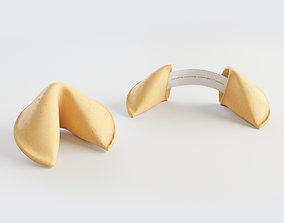 Fortune Cookie 3D