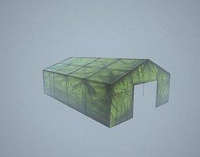 Small Tent 3D asset