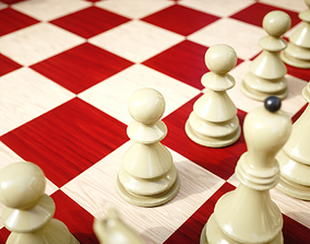 Chess 3D Print Ready printable