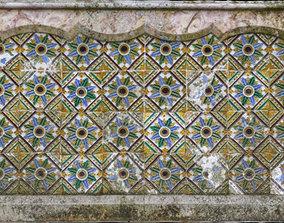 Mural Tiles - Exterior 3D