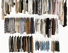 Collection of Clothes 3D