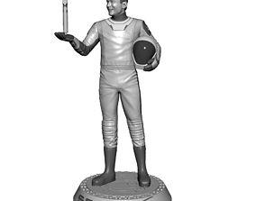 Elon Musk 3D print model
