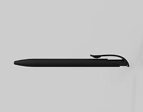 Simple Ballpoint Pen 3D printable model