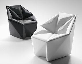 shape Gemma Armchair 3D
