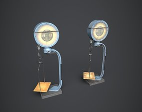 3D model Laboratory Scales