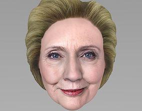 3D Hillary Clinton