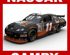 Nascar 2009 Car - Denny Hamlin Toyota Camry 11 3D