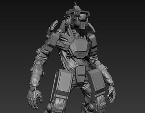 3D Droid 01