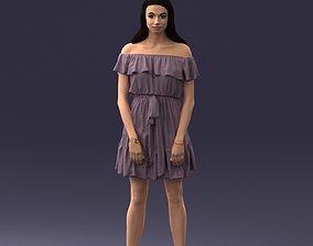 female Fashion woman 0714 3D