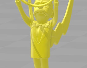 3D print model The Montgomery Burns Award